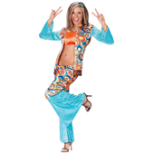 hippy chic costume