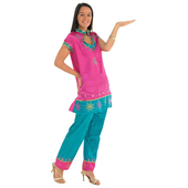 Bollywood leading lady costume