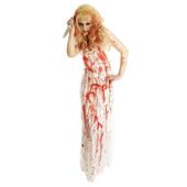 Bloody prom dress