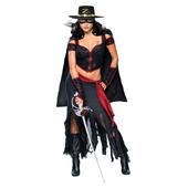 Lady Zoro Costume