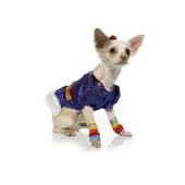 Rainbow Cutie Puppy Costume