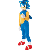 Kids Sonic The Hedehog costume