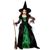 Emerald Witch - Tween