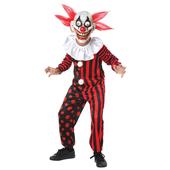 Googly Eye Clown Costume - tween