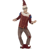 Possessed Punch Costume