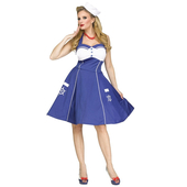 Sweet Sailing Costume