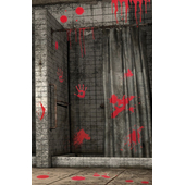 Bloody Stickers - 20 Sheets