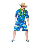 Hawaiian Beach Party Costume