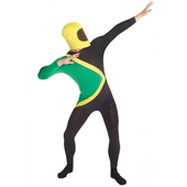Jamaican Bobsled Morphsuit