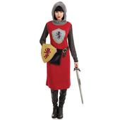 Kings Knightess Costume