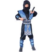 kids ninja warlord costume