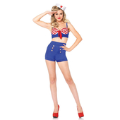 On Deck Darling costume