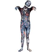 Tween Burnt Zombie