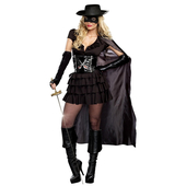 Double-Edged Diva Costume