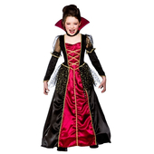 tween princess vampira costume