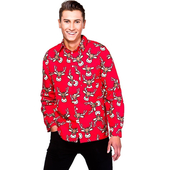Christmas Shirt - Reindeer