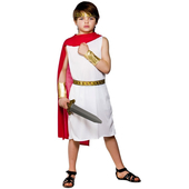 kids roman boy costume