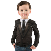 toddler suit top