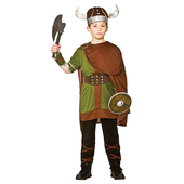 kids viking warrior