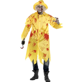 Zombie sou'wester costume