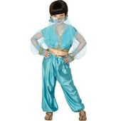 Kids Arabian Princess Costume