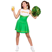Ladies Cheerleader costume