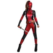 Ladies Deadpool Costume