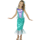 Deluxe Mermaid Kids Costume