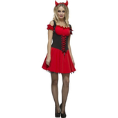 Fever Wicked Devil Costume