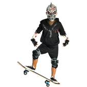 Kids facepaint costume