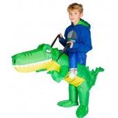 Inflatable crocodile Costume - Kids