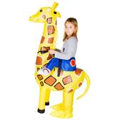 Inflatable Giraffe Costume - Kids