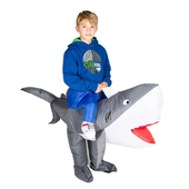 shark Inflatable Costume - Kids