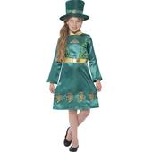 Leprechaun girl Costume