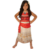 Disney Moana Deluxe Costume - Kids