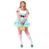 plus size oz beauty costume