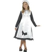 Victorian Maid Costume - Kids