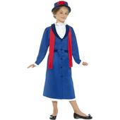 Victorian Nanny Kids Costume