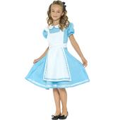 Tween wonderland princess costume