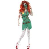 Zombie Scrub Nurse Costume