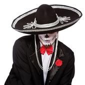 Black Dead of Dead hat