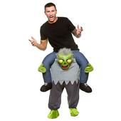 """Carry Me"" Zombie"