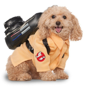 pet ghostbuster costume