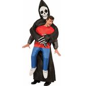 inflatable grim reaper costume