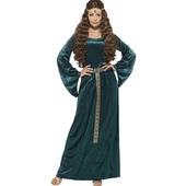 Medievel maid costume