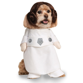 Princess Leia Pet Costume