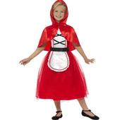 Deluxe Red Riding Hood Costume - tween