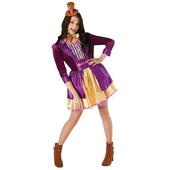 Ladies Willy Wonka Costume
