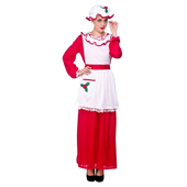 Plus size Mrs Santa Claus - Adult