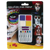 Day Of The Dead Make up